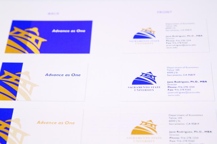 Sacramento State University Rebrand – Joseph Ramot